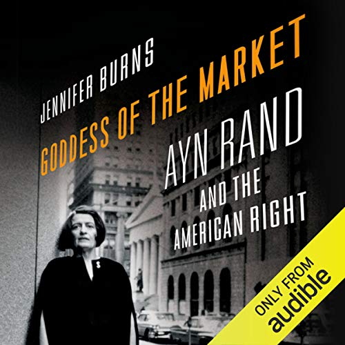 Goddess of the Market audiobook cover art