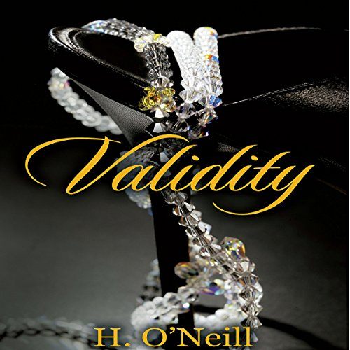 Validity audiobook cover art