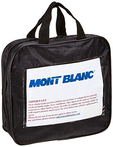 Iceberg Mont Blanc Fast Grip 90 - Cadenas Textiles para Nieve