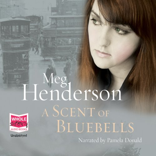 A Scent of Bluebells audiobook cover art