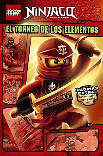 Lego Ninjago. El Torneo de los Elementos (Castellano - A Partir De 8 Años - Personajes - Lego)