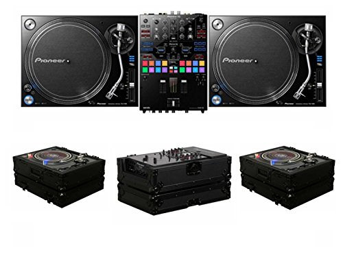 Read About Pioneer DJM-S9 And PLX-1000 + Odyssey FZ10MIXBL And FZ1200BL Cases Bundle
