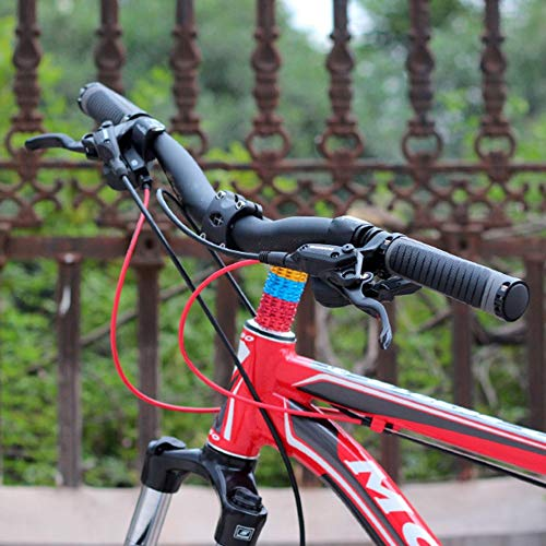 HarveyRudol85 Forma Confort ergonómico Manillar de la Bici ...