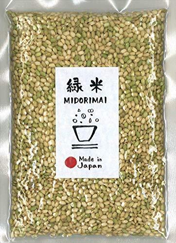 緑米(みどりまい) 150g 国産 古代米 もち種