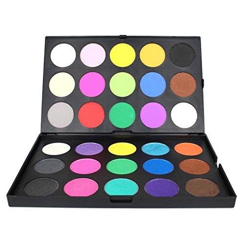 MZP 30 couleur Pearl photo ombre à paupières mat groupe privé ombre double plancher maquillage artiste professionnel ombre à paupières maquillage pour les yeux