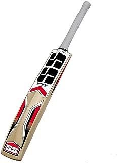 SAI MUSICAL SS Master Kashmir Willow Cricket Bat, Short Handle Size 4