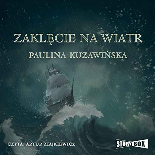 Zaklęcie na wiatr audiobook cover art