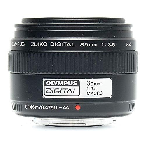 Olympus 35mm f/3.5 1:1 Macro Zuiko Lens for E Series DSLR