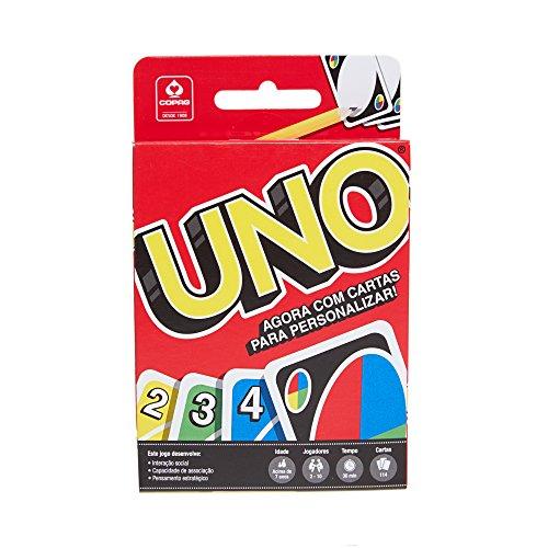 Jogo Uno - Copag, Estampado