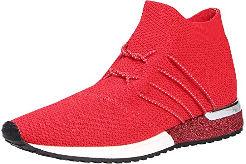 La Strada 1705464 Sneaker Red Knitted 39