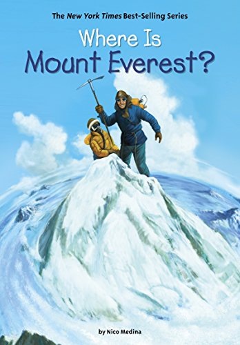 Where Is Mount Everest? (Where Is?) (English Edition)