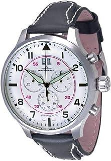 Zeno - Watch Reloj Mujer - Super Oversized Chrono Big Date Navigator - 6221N-8040Q-a2