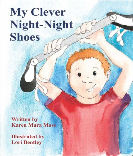 My Clever Night-Night Shoes (English Edition)