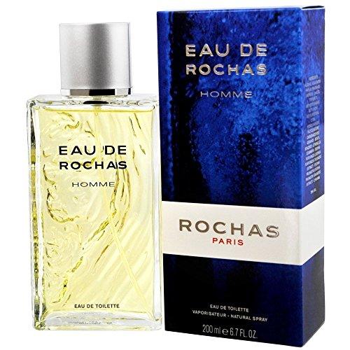 Rochas Eau De Rochas Homme Eau de Toilette Vaporizador 200 ml