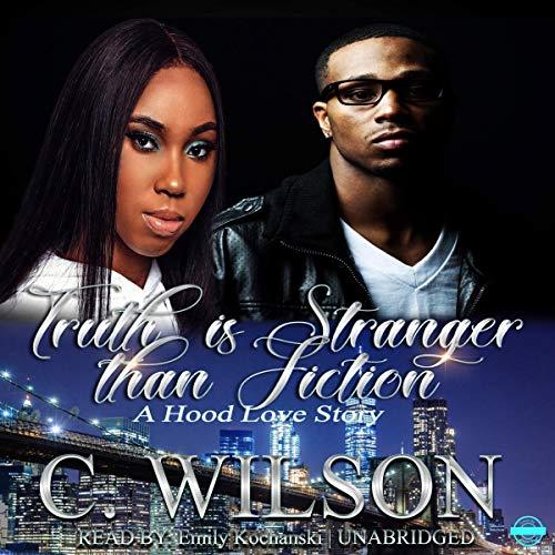 Truth Is Stranger Than Ficton audiobook cover art