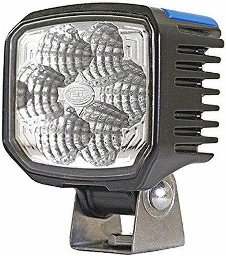 Hella 1GA 996 288-011 Arbeitsscheinwerfer - Power Beam 1500 - LED - 12V/24V - 1300lm - Anbau - stehend - Nahfeldausleuchtung - Deutsch