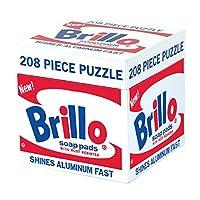 Andy Warhol Brillo Puzzle