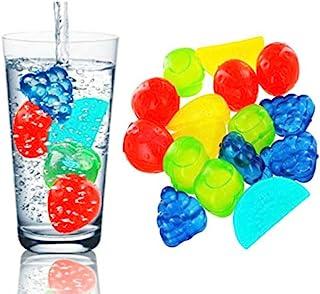Fruit Shape Reusable Ice Cubes BPA Free (30)