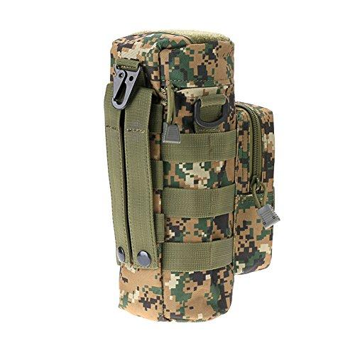 Generic Outdoor Sport Wasserflasche Wasserkessel Tasche - DG, Klein: 16*3*3cm;Groß(H X Dia): 11*4