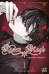 Rosen Blood Edition simple Tome 1