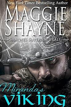 Miranda's Viking by [Maggie Shayne]