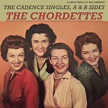 The Cadence Singles, a & B Sides