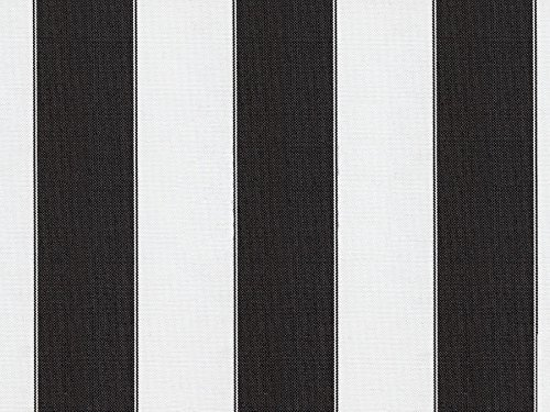 black and white outdoor fabric - 8