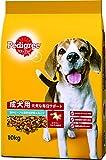 ペディグリー ドライ 成犬用 ビーフ&緑黄色野菜&魚入り 10kg
