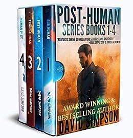 Post-Human Omnibus by David Simpson ebook deal