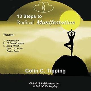 13-Steps to Radical Manifestation audiobook cover art