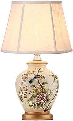 LIUHUIJUN Lampe De Table Chambre à Coucher Lampe De Chevet A1