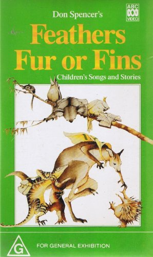 Dan Spencer's - Feathers Fur or Fins - Children's Songs and Stories