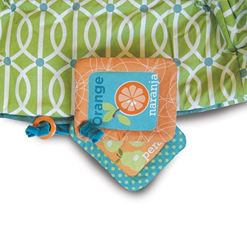 Boppy Shopping Cart Cover, Vert