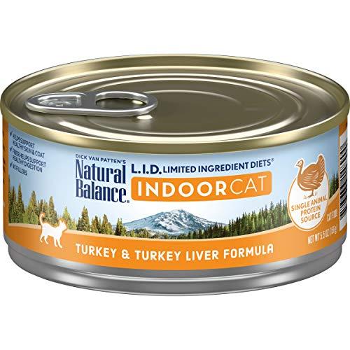 Natural Balance L.I. Canned Cat Food