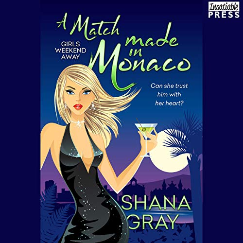 A Match Made in Monaco  By  cover art