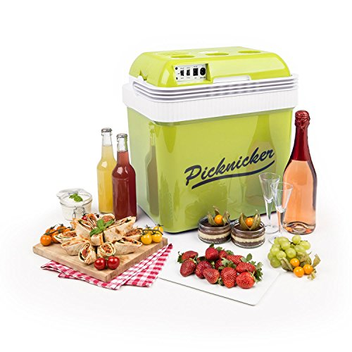 KLARSTEIN Big Picknicker Nevera pórtatil de Picnic (24L, Clase A++,...