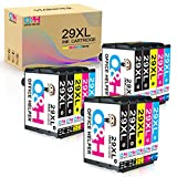 OFFICE HELPER 15-Pezzi 29XL 29 XL Sostituzione per Epson 29XL Compatibile con Epson Expression Home XP-235 XP-245 XP-247 XP-330 XP-332 XP-335 XP-342 XP-345 XP-430 XP-432 XP-435 XP-442 XP-445