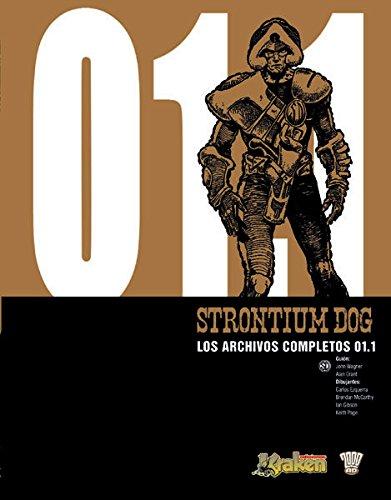 STROTIUM DOG LOS ARCHIVOS COMPLETOS 01.1
