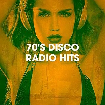 70's Disco Radio Hits