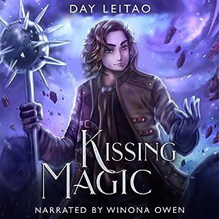 Kissing Magic  audiobook cover art