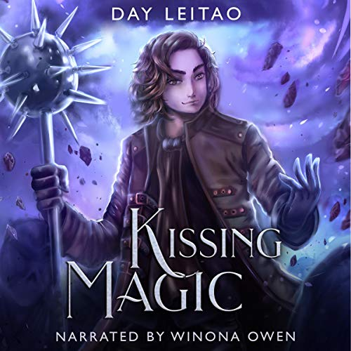 Kissing Magic audiobook cover art