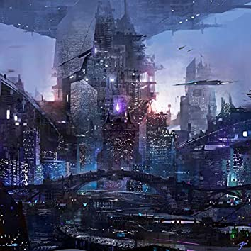 2050 Planetary city 40light years away