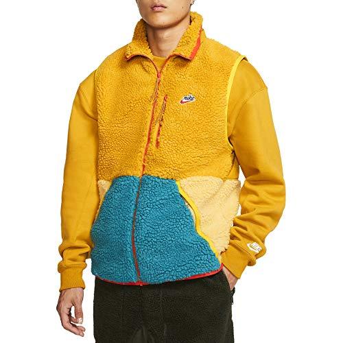 Nike Mens NSW Sherpa Fleece Winterized Vest CD3142-727 Size M