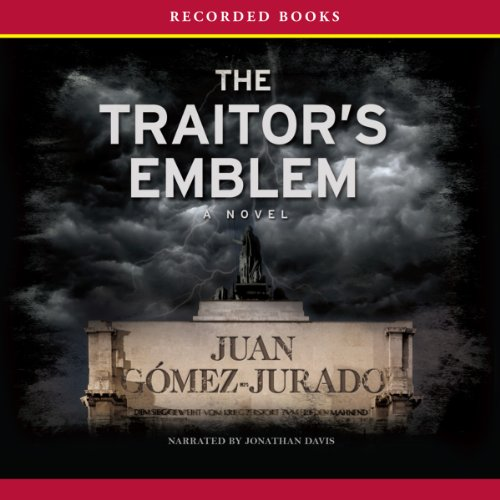 Traitor's Emblem audiobook cover art