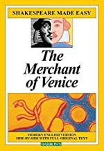 By William Shakespeare Tessa Krailing - The Merchant of Venice (Shakespeare Made Easy)