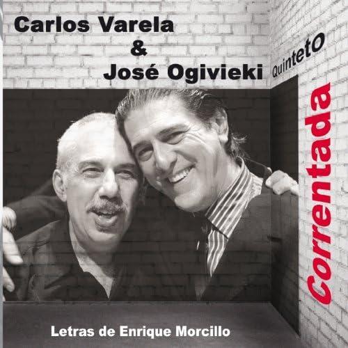 Carlos Varela & Jose Ogivieki Quinteto