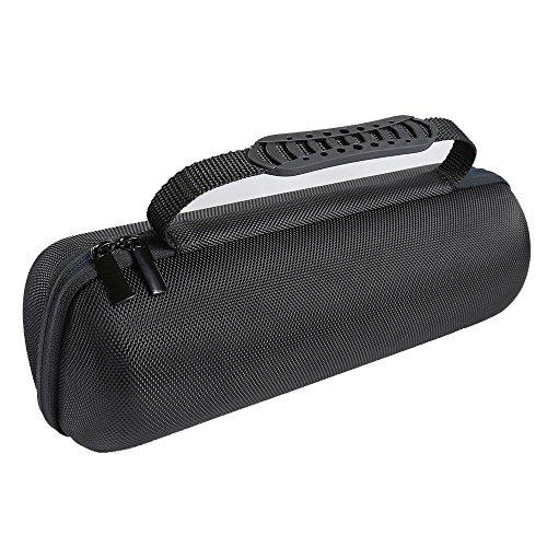 LuckyNV Estuche de Transporte EVA para Ultimate Ears UE MEGABOOM Altavoz inalámbrico Bluetooth, Color Negro