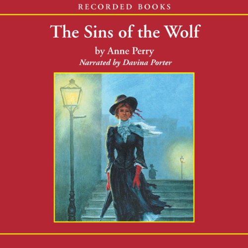 The Sins of the Wolf audiobook cover art