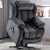 ANJ Power Lift Recliner Chair with Massage & Heat & Vibration for Elderly, Heavy...