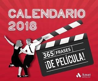 Calendario Cine 2018